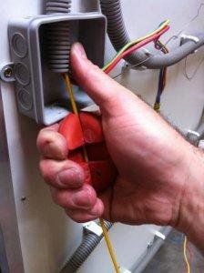 Pull handle KATI-GRIP for pulling device KATI-BLITZ