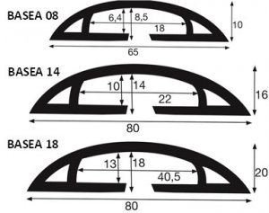 BASEA Noir - Pedestrian cable Protection