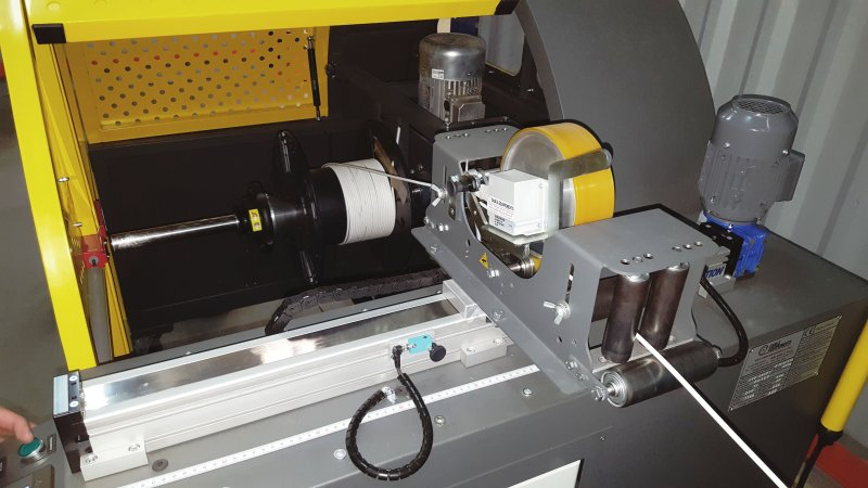 ECO-COCCI automatic spooling