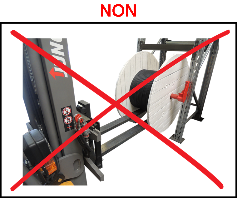 adaptateurs NON