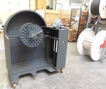 MANU-COCCI Rack bobine plastique