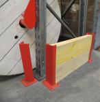 Protection pieds d'échelles