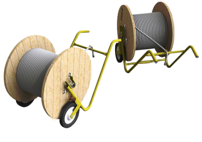 Chariot - dérouleur ST3