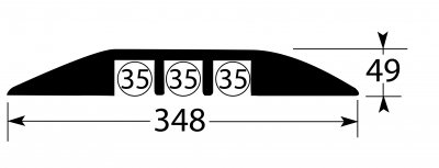 PONT VEHICULE - PV 3x35 - 2